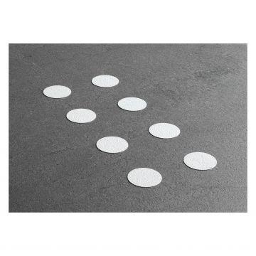 Secu Antislip Sticker rond 35mm wit