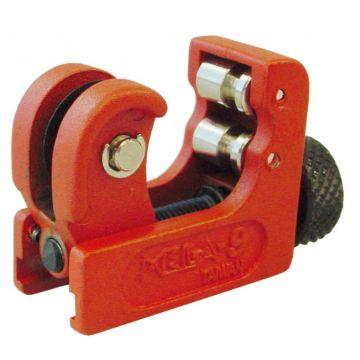 Sub mini-pijpensnijder 3-22 mm rood
