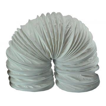 Sub lucht-afvoerslang PVC 125 mm x3, 0m