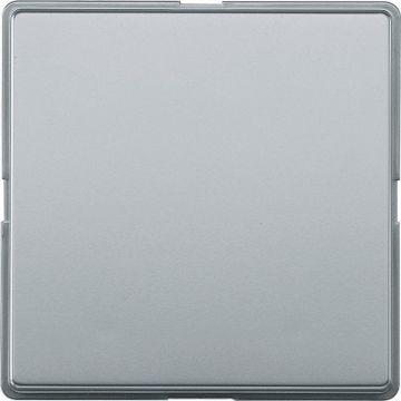 Schneider Electric Merten Aquadesign centraalplaat tastdimmer, aluminium