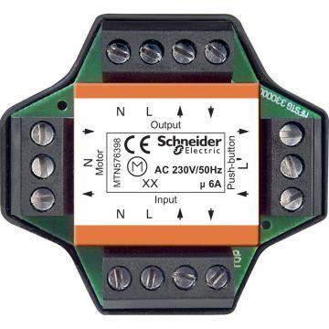 Schneider Electric Merten inbouw jaloezie-meervoudigstuurrelais