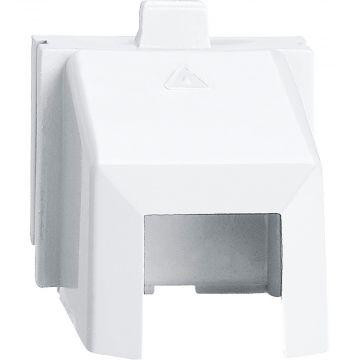 Schneider Electric Merten Aquastar kabelinvoer 15x15mm, polarwit