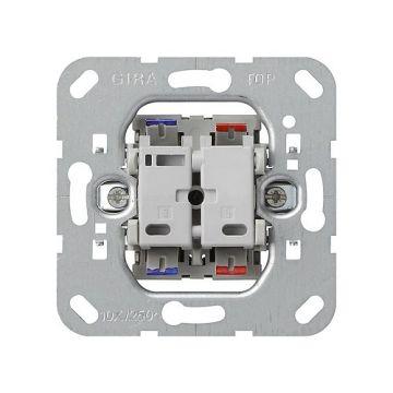 Gira wisseldrukcontact 1-polig 10 AX 250 V~