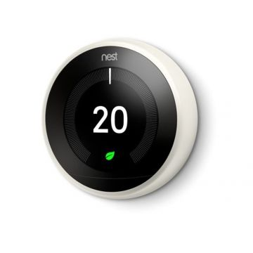 Nest Learning Thermostat slimme thermostaat, wit