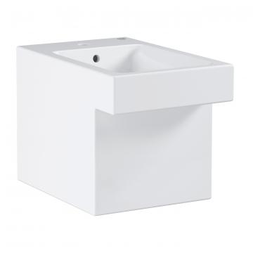 GROHE Cube keramiek staand bidet 56,5x28,4 cm. pureguard, wit