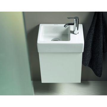 Duravit Vero Air fontein met kraangat rechts 38 x 25 cm, wit