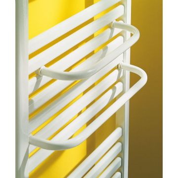 Wiesbaden Elara radiator handdoekrek 36 cm, wit