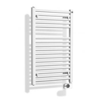 Wiesbaden Elara elektrische radiator 76,6 x 60 cm, 400W, wit