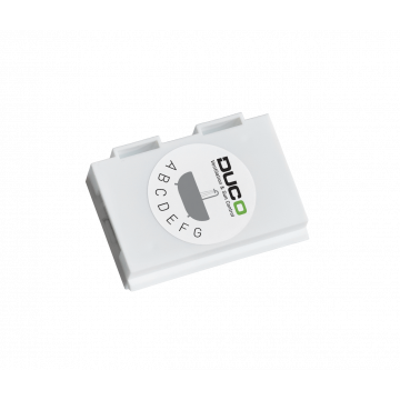 Duco Ventilation Vocht Boxsensor voor Energy Premium