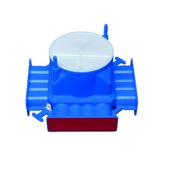 ABB Hafobox inbouwdoos, gietbouwdoos, diepte 65mm