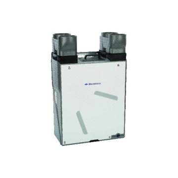 Itho Daalderop HRU ECO 200 E warmteterugwinning-unit voor appartementen met eurostekker