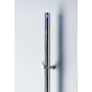 Instamat Jay elektrische radiatorstang 1720 mm 29 W, gepolijst RVS