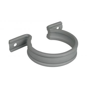Wavin Wadal PVC zadel voor plastic buis 40 mm., grijs