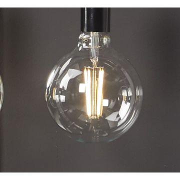 Sub 16 led lamp e27 3000k 380l bol 125 mm warm wit, warm wit