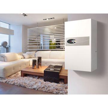 Masterwatt CALIDA elektrische cv-ketel 4 kW, wit