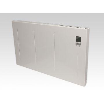 Masterwatt ELEGANCE PLUS elektrische convector 750 w 45 x 75 x 6,8 cm, wit