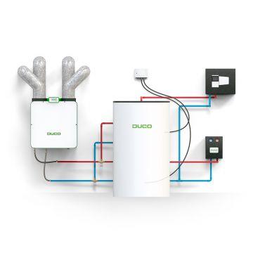 Duco Ventilation DucoBox Eco All-Electric basispakket