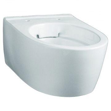 Geberit iCon wandcloset diepspoel, verkort 49 cm, rimfree, gesloten vorm, wit