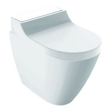 Geberit AquaClean Tuma Comfort douche wc, wit