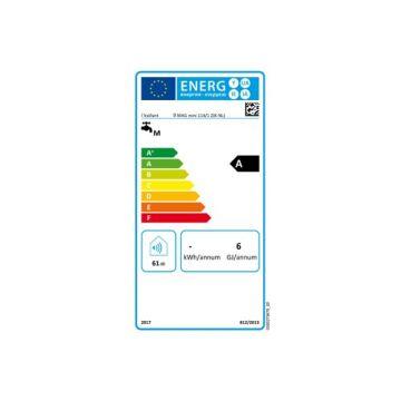 Vaillant MAG mini gasgeiser aardgas m. energielabel A 21.7 kW 114/1 Z