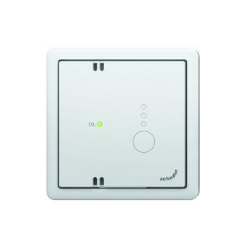 Zehnder Schakelaars bediening vraaggestuurd ventileren CO2 sensor RF 67 inbouw incl. raam