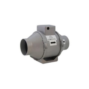 Nedco Profvent kanaalventilator Ø125mm 350m3 - on/off wit