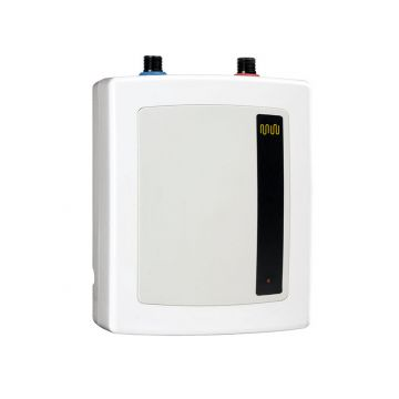 Masterwatt AMICUS doorstroom warmwatertoestel koper 5,5 KW