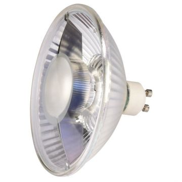 SLV led gu10 lamp, 6.5w led, 38°, 2700k